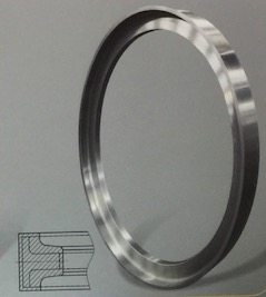 Inside Shaped Seamless Ring